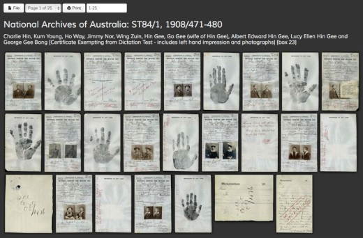 National Archives of Australia:  ST84/1, 1908/471-480