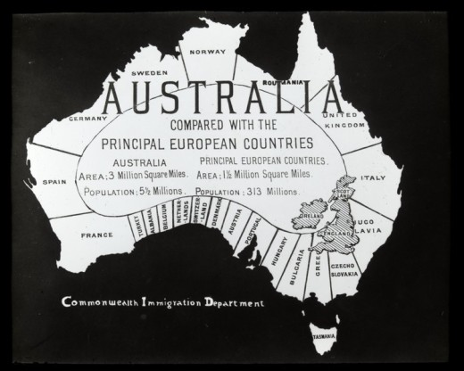 Australia was big with promise.