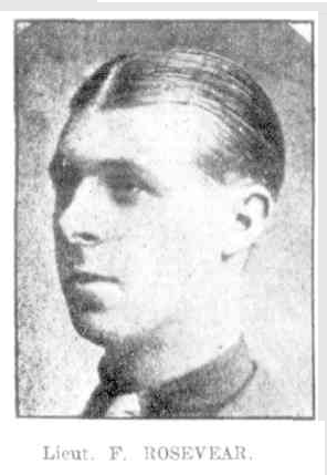 'HEROES OF THE GREAT WAR: THEY GAVE THEIR LIVES FOR KING AND COUNTRY.', Chronicle (Adelaide, SA : 1895 - 1954) 14 Sep 1918, p. 24, http://nla.gov.au/nla.news-article87553854